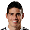 James Rodriguez Tenue